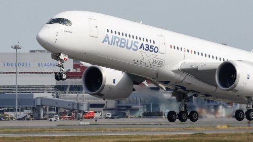 Airbus reveals carbon footprint of planes amid climate pressure