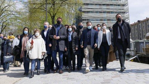 France: réunion de leaders de gauche pour poser la première marche d'un rapprochement