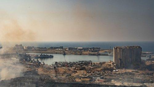 Un an après l'explosion meurtrière, Beyrouth peine à panser ses plaies