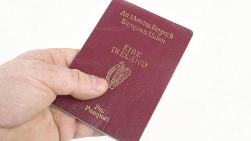 Brexit: l'Irlande enregistre une baisse des demandes de passeports de la part des Britanniques
