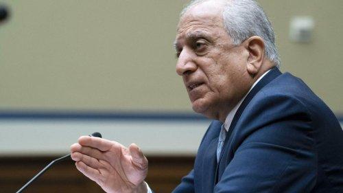 Zalmay Khalilzad, émissaire américain pour l'Afghanistan, quitte ses fonctions