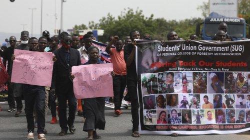 Nigeria: la vague des kidnappings d'étudiants touche tout le pays