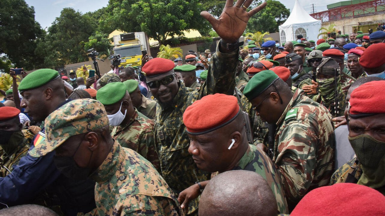 Guinea junta leader to hold conference on transition to civilian rule