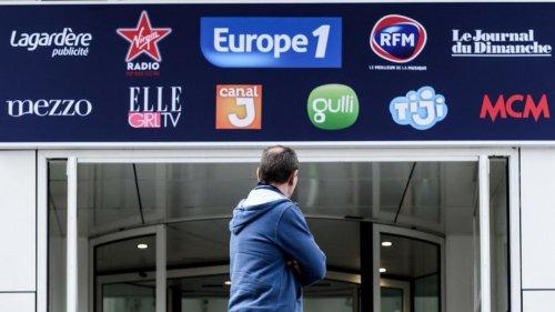 France: les journalistes d'Europe 1 se mettent en grève