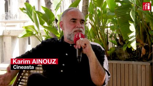 """RFI Convida - Cannes: Karim Ainouz relata buscas e revoluções no filme """"O Marinheiro das Montanhas"""""""