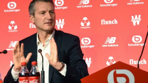 Lille chief hails unity of French clubs in snub of European Super League