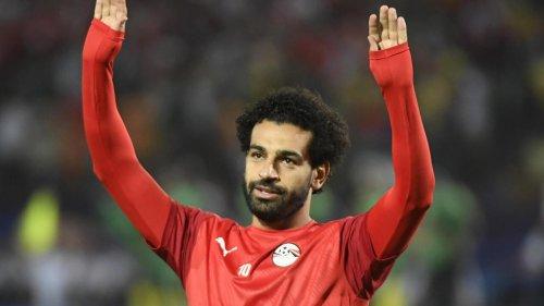 Mohamed Salah en tête du classement des buteurs avec Kane en Premier League
