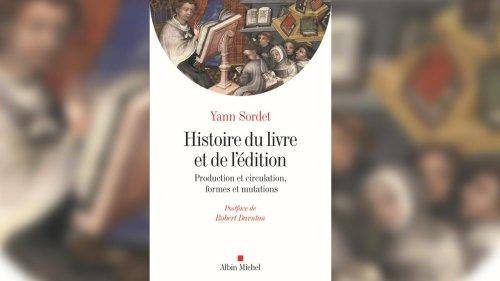Idées - Yann Sordet, directeur de la Bibliothèque Mazarine: «Histoire du livre et de l'édition»