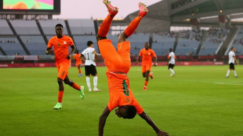 Tokyo 2021: la Côte d'Ivoire en quarts en football, l'Égypte s'en rapproche en handball