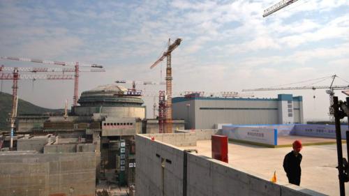 中国台山:担心 EPR 核电站发生放射性泄漏