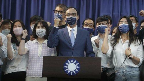 Taïwan: le candidat favori de Pékin échoue à présider l'opposition