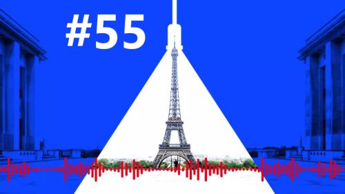Spotlight on France - Podcast: exploring Sudan's pyramids, philanthropy 'a la française', Sophie the giraffe