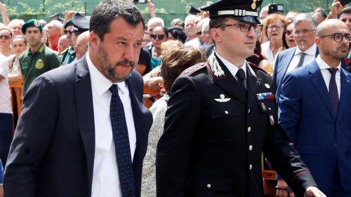 Meurtre d'un carabinier italien: deux touristes américains condamnés à la perpétuité