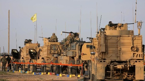 L'armée américaine renforce son déploiement face aux Russes dans le nord-est syrien