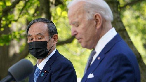 Le Japon et les Etats-Unis s'engagent à travailler ensemble face aux «défis» de la Chine
