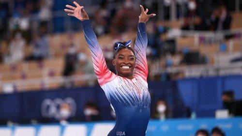 Tokyo 2021: de retour à la poutre, l'Américaine Simone Biles s'adjuge le bronze