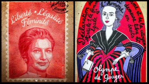 Si loin si proche - Balade féministe à Paris: à la recherche des femmes