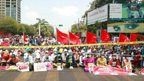 Fréquence Asie - Birmanie: «On est prêt à tout pour reprendre le contrôle de nos vies»
