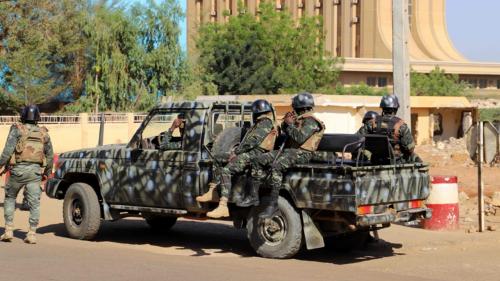 Au Niger, «l'EI adresse un signal fort aux capitales africaines et aux partenaires»