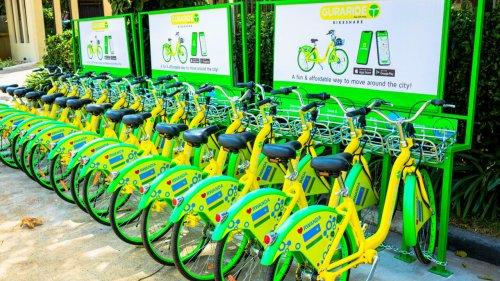 Reportage Afrique - Rwanda: des vélos en libre-service à Kigali