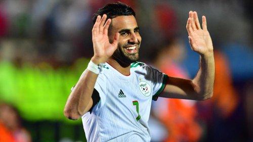 Classement Fifa: l'Algérie quitte le podium