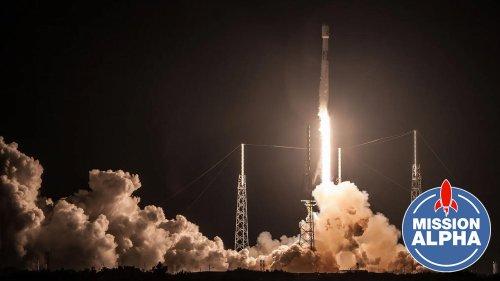 Découvrez la «Falcon 9», le lanceur qui va emmener Thomas Pesquet vers l'ISS