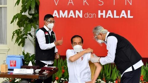 Covid-19: l'Indonésie lance sa campagne de vaccination «halal» et pour les jeunes d'abord