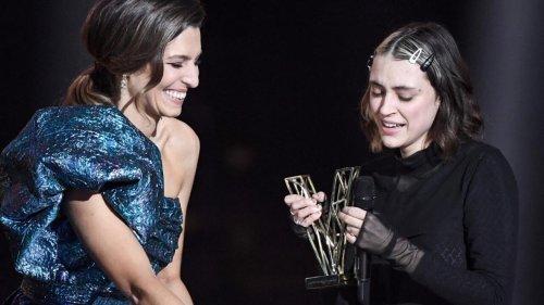 """Women who speak out celebrated at France's """"Victoires de la musique"""" awards"""