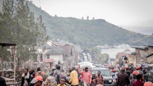 Éruption du Nyiragongo en RDC : ceux qui ont décidé de rester à Goma