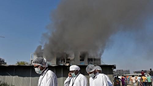 Índia: incêndio em maior laboratório de vacinas do mundo deixa cinco mortos