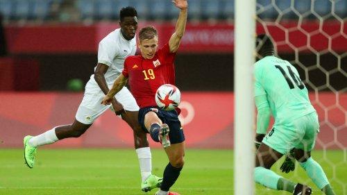 Tokyo 2021: la Côte d'Ivoire éliminée par l'Espagne en quarts après prolongations