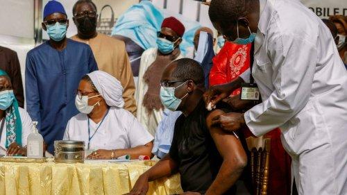 Senegal começou a vacinar contra a Covid-19