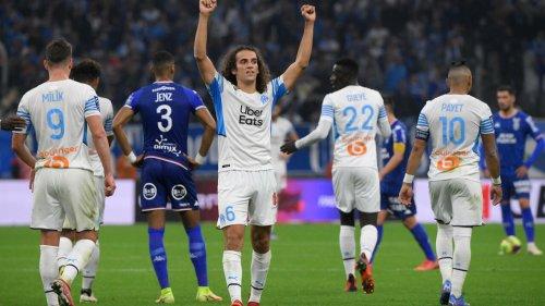 Radio Foot Internationale - Ligue 1: l'Olympique de Marseille fait plier Lorient