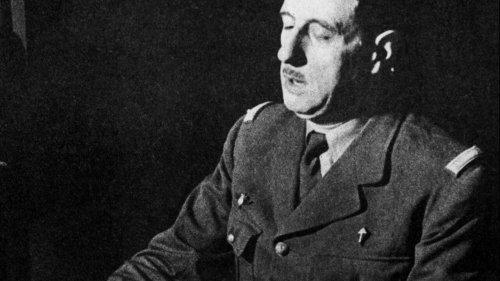 L'appel du 18 juin 1940: le début de la Résistance française