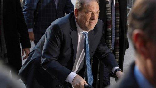 Former film mogul Harvey Weinstein jailed for 23 years