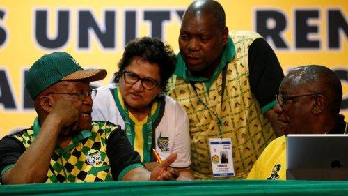 Afrique du Sud: Jessie Duarte, un nouveau visage à la tête de l'ANC