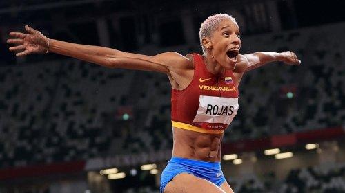 Tokyo 2021: le règne absolu de la Vénézuélienne Yulimar Rojas au triple saut