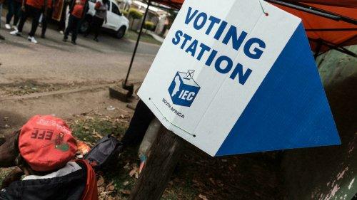 Afrique du Sud: les partis peinent à mobiliser pour les élections locales