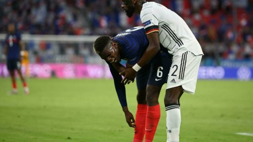 Uefa say they will not bare their teeth over Rüdiger's 'nibble' on Pogba