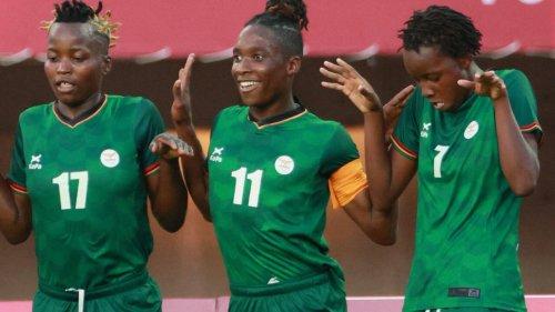 CAN féminine 2022: programme et résultats des qualifications