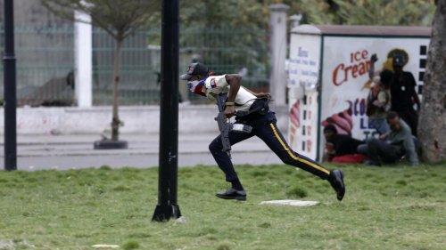 À la Une: la violence des gangs armés en Haïti