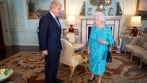英女王批准阻止無協議脫歐法案 首相約翰遜堅稱要按時脫歐