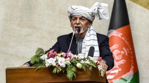 Afghanistan: le président Ashraf Ghani met en cause le retrait «brusque» des États-Unis