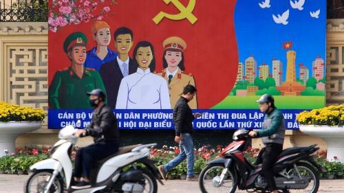 Le Vietnam renouvelle ses dirigeants sur fond de répression accrue