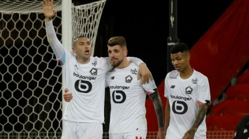Yilmaz bags a brace as Lille beat Lens to extend lead at top of Ligue 1