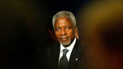 Archives d'Afrique - De Kumasi à New York, l'ascension du jeune Kofi Annan (1&2)