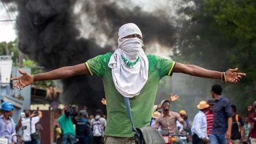 Haïti: face aux enlèvements, le président Jovenel Moïse appelle la population à l'aide