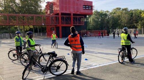 Reportage France - Multiplication des vélo-écoles en France