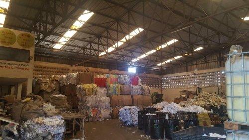 Afrique économie - Africa Global Recycling, une entreprise qui valorise les déchets du Togo