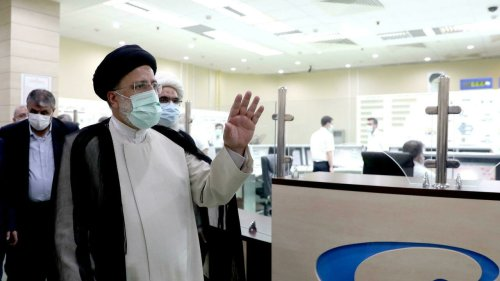 Nucléaire iranien: le président Raïssi accuse les États-Unis et les Européens du blocage